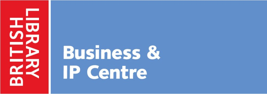 British Library Business & IP Centre Logo