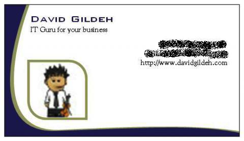 DG Business Card