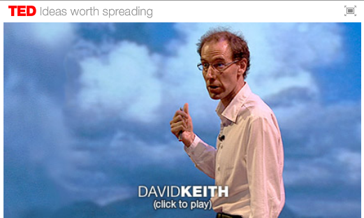 David Keith Ted Video