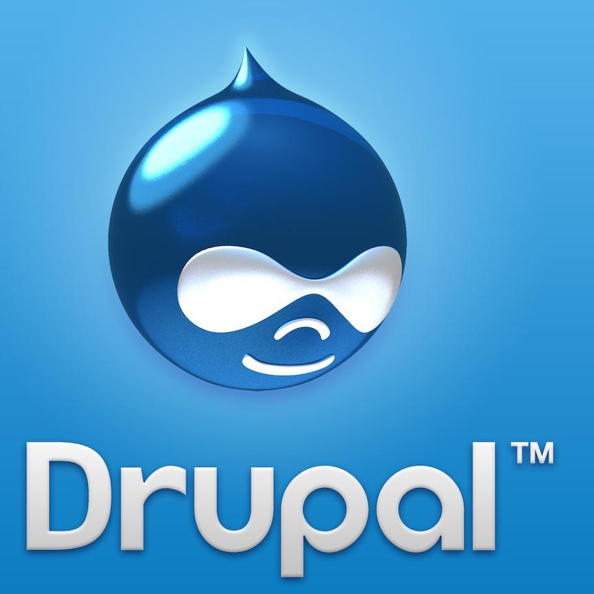 Drupal 2012 Logo